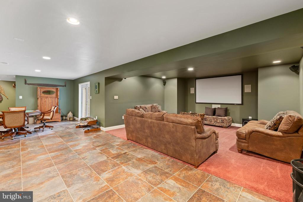 WOW!- Look at this Basement! - 12515 SINGLE OAK RD, FREDERICKSBURG