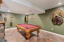 Space to Add Your Own Billiards Table - 12515 SINGLE OAK RD, FREDERICKSBURG