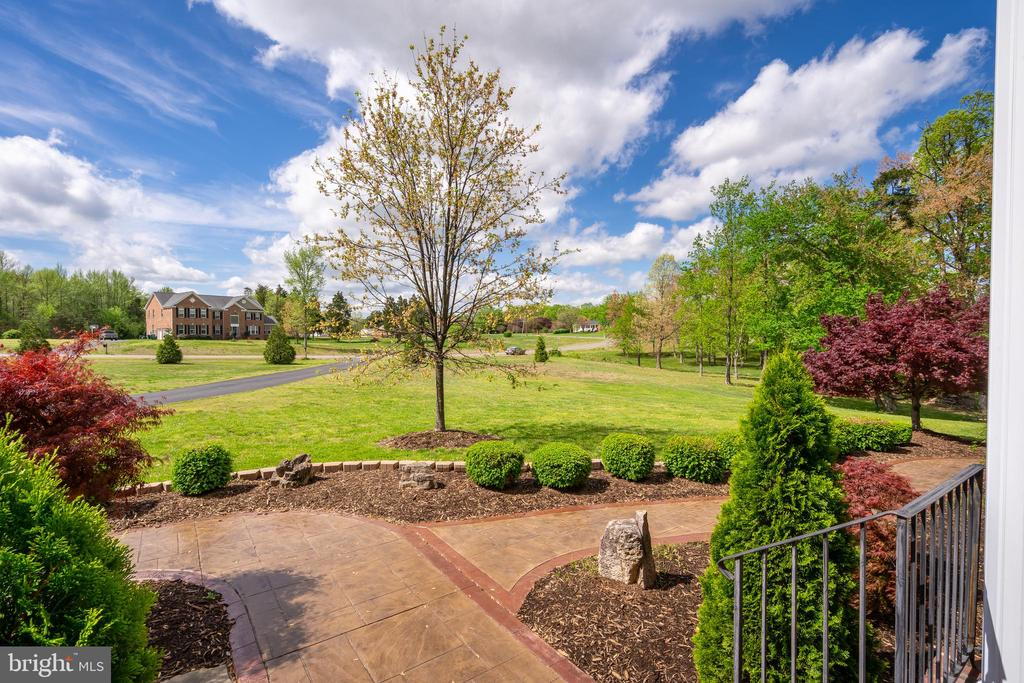Gorgeous Landscaping - 12515 SINGLE OAK RD, FREDERICKSBURG