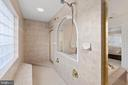 Large Walk-in Shower with Two Doors!!! - 12515 SINGLE OAK RD, FREDERICKSBURG