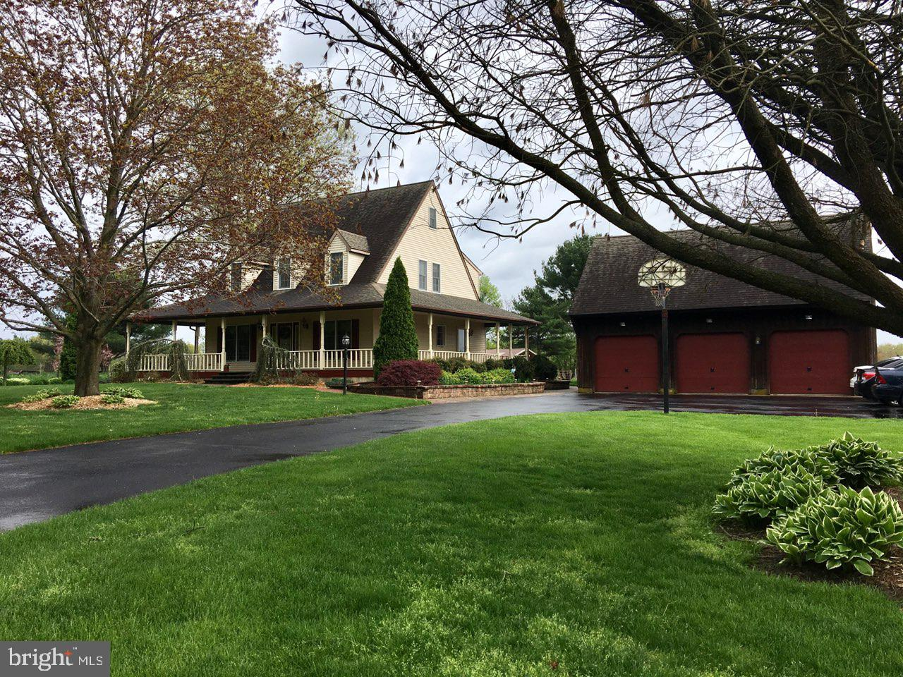 Single Family Home for Sale at Wrightstown, New Jersey 08562 United States