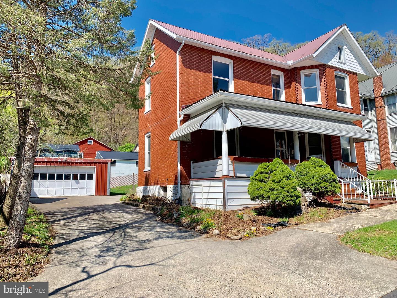 Single Family Homes للـ Sale في Everett, Pennsylvania 15537 United States