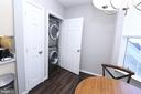 Laundry Room - 25280 LAKE SHORE SQ #304, CHANTILLY