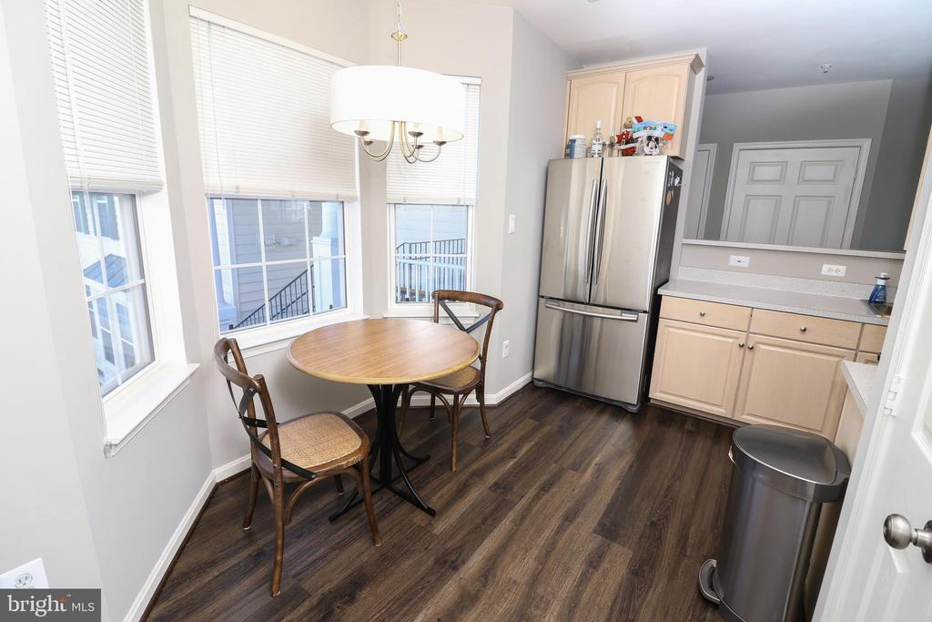 Kitchen Eat-in - 25280 LAKE SHORE SQ #304, CHANTILLY