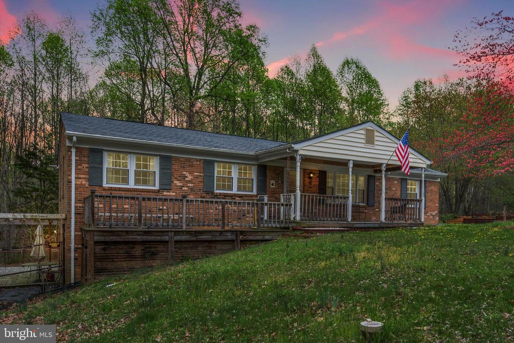12605  BRISTERSBURG ROAD, Fauquier County, Virginia