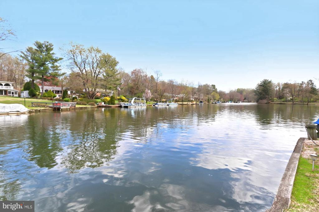 Falls Church Homes for Sale -  Waterfront,  6213  WATERWAY DRIVE