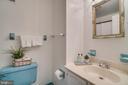 Main level full bath - 2918 GLENVALE DR, FAIRFAX