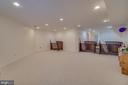 Recreation Room - 2918 GLENVALE DR, FAIRFAX
