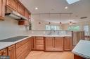 Recessed lighting - 2918 GLENVALE DR, FAIRFAX