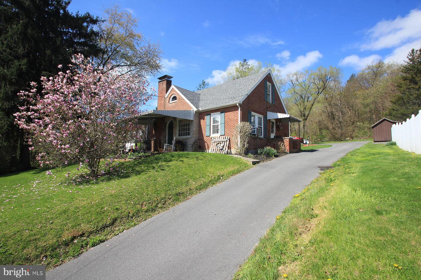Single Family Homes for Sale at Shade Gap, Pennsylvania 17255 United States