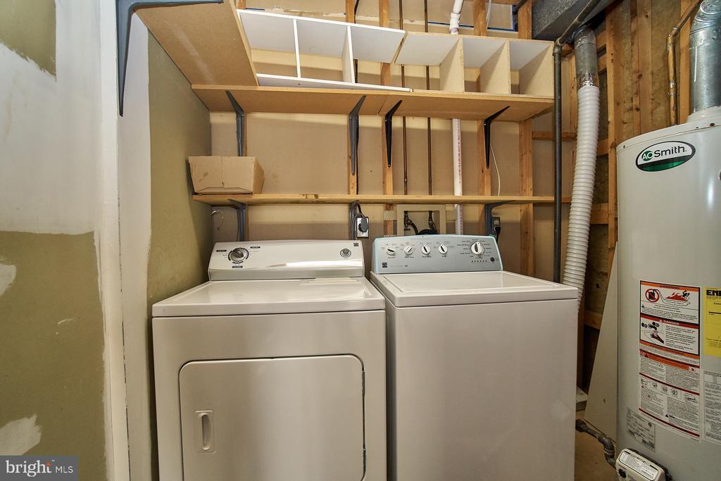 Washer/Dryer - 12320 SLEEPY LAKE CT, FAIRFAX
