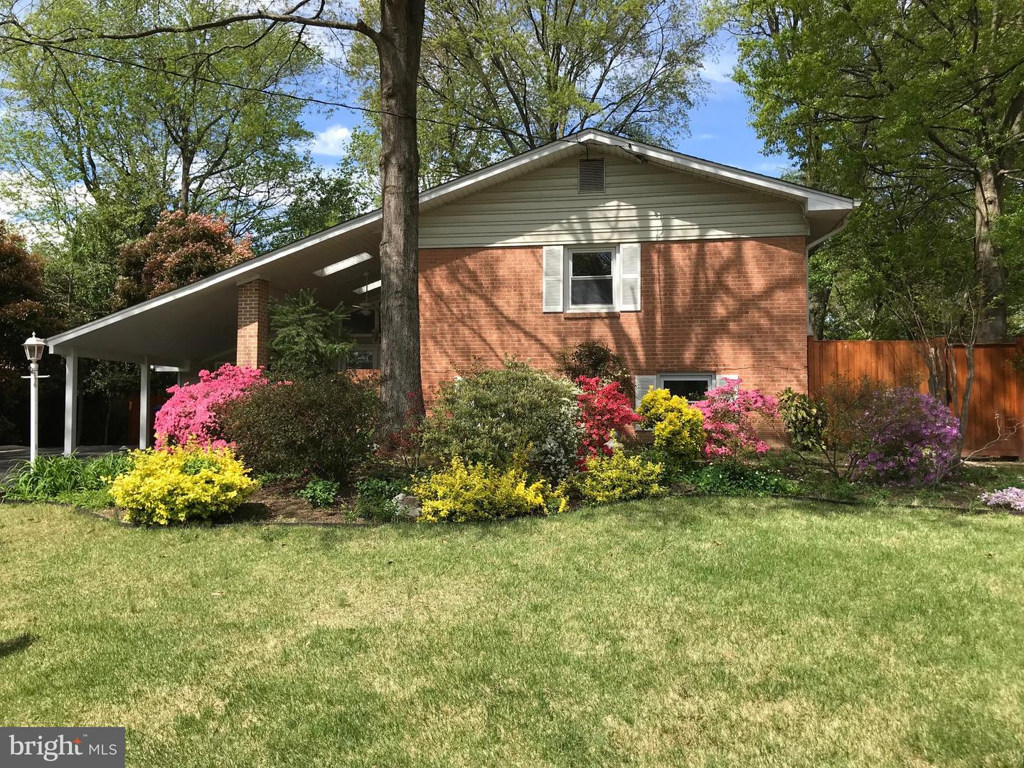 Single Family for Sale at 2412 Childs Ln Alexandria, Virginia 22308 United States