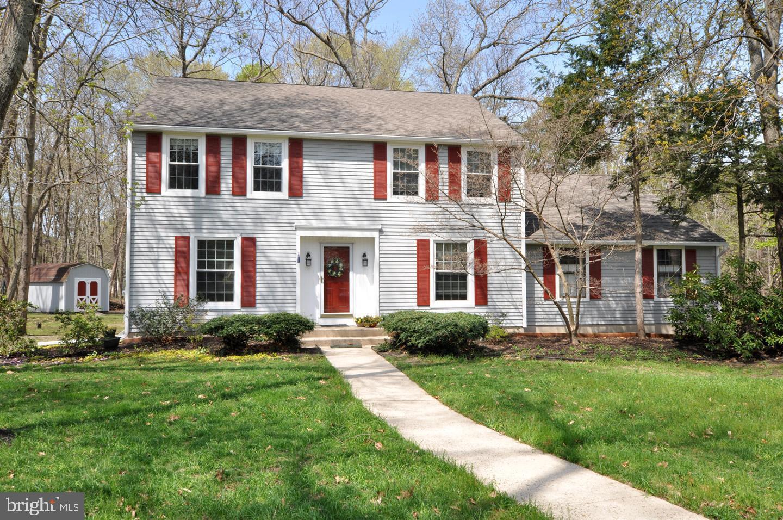 Maison unifamiliale pour l Vente à 21 DUNHAM Lane Mount Holly, New Jersey 08060 États-Unis