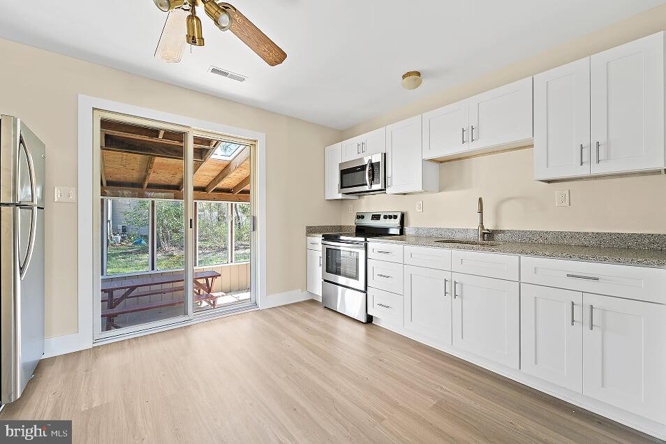 Single Family Homes для того Продажа на Villas, Нью-Джерси 08251 Соединенные Штаты