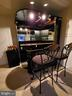 Bar in REC Room conveys with acceptable price. - 4152 AGENCY LOOP, TRIANGLE