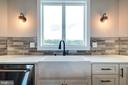 Farmhouse Sink with the Best Views - 38042 GREENWOOD FARM LN, PURCELLVILLE