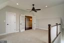 Upper Level Suite over the Garage w/back stair - 38042 GREENWOOD FARM LN, PURCELLVILLE