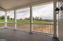 Master Bedroom Porch Views - 38042 GREENWOOD FARM LN, PURCELLVILLE