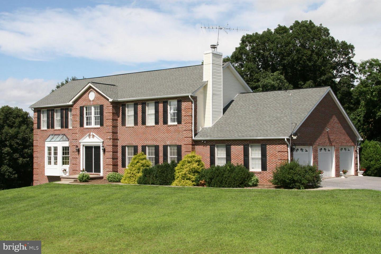 Single Family Homes 용 매매 에 Woodbine, 메릴랜드 21797 미국