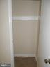 Coat Closet Upon Entry - 1405 KEY PKWY #101, FREDERICK