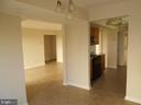 Dining Room - 1405 KEY PKWY #101, FREDERICK