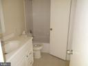 Master Entry to Bathroom - 1405 KEY PKWY #101, FREDERICK