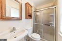 Master Bath - 11310 MYRTLE LN, RESTON