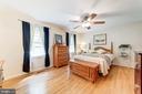 Master Bedroom - 11310 MYRTLE LN, RESTON