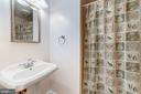 Hall Bath - 11310 MYRTLE LN, RESTON