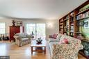 Living Room - 11310 MYRTLE LN, RESTON
