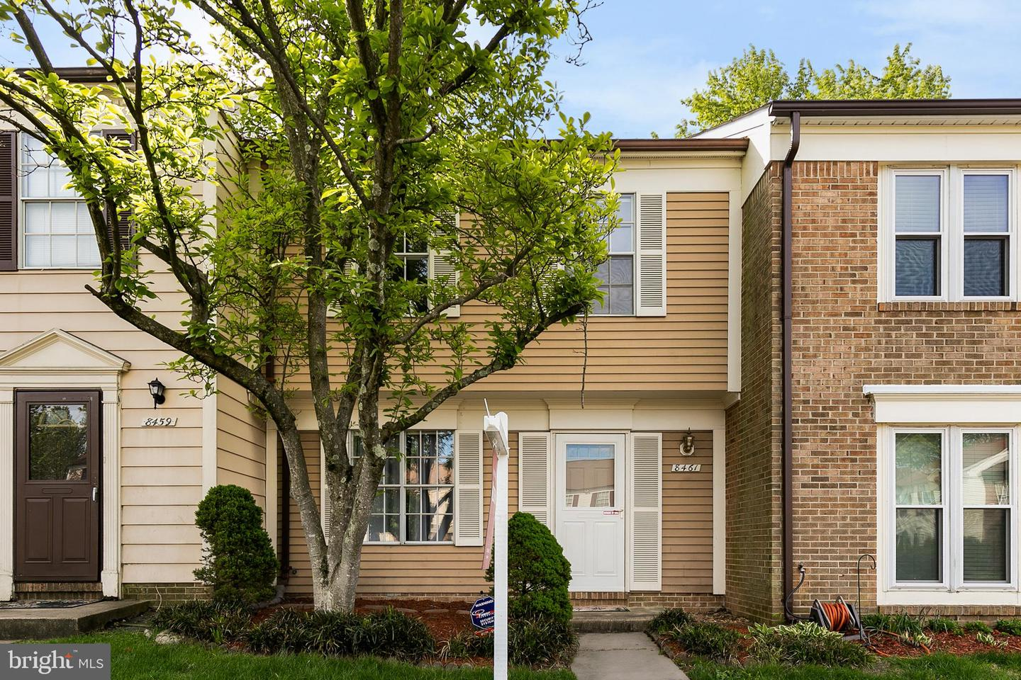 8461 DIABLO COURT, ALEXANDRIA, Virginia