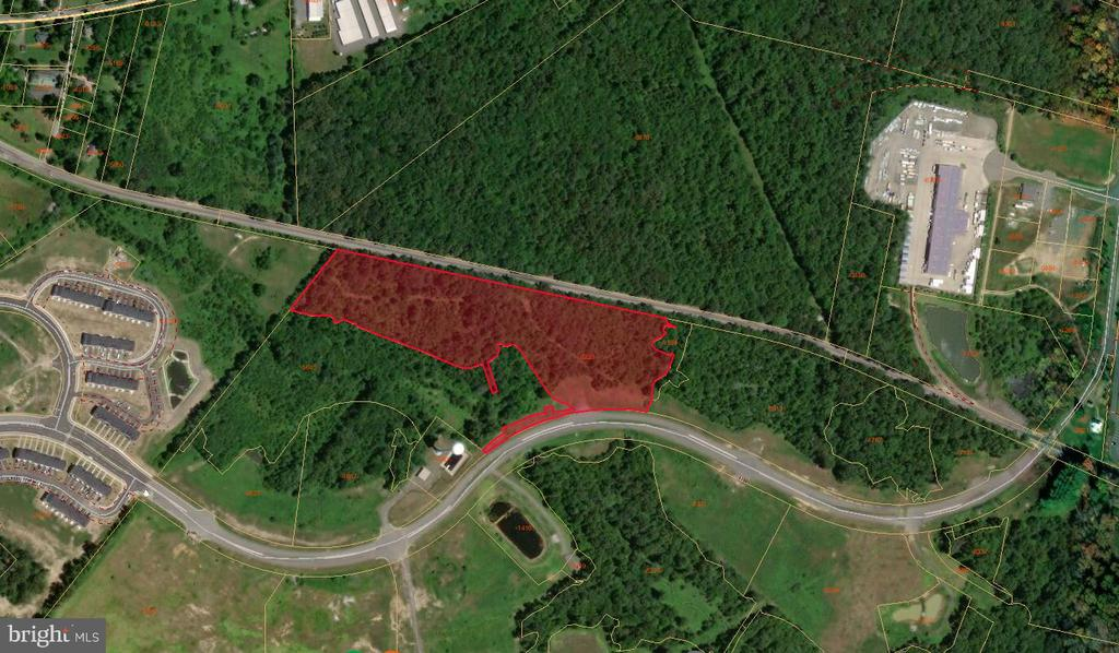 Lot 7  WHITING ROAD, Marshall, Virginia 0 Bedroom as one of Homes & Land Real Estate