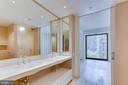 Master bathroom - 920 I ST NW #609, WASHINGTON