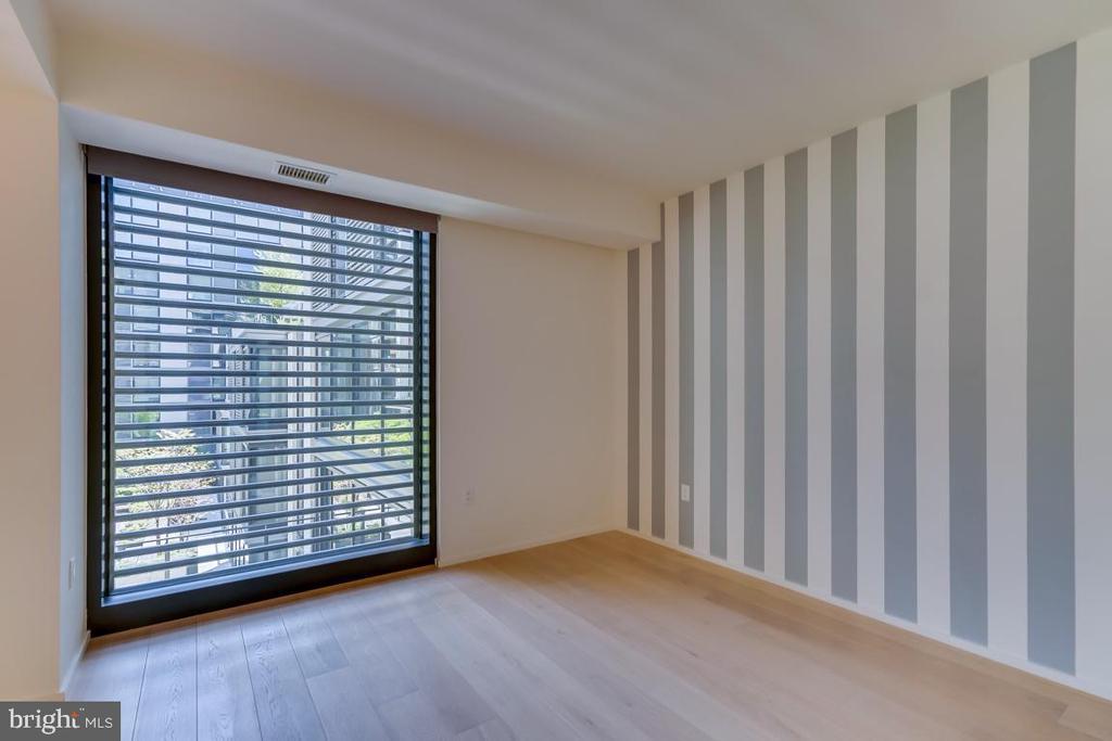 Custom Master bedroom wall treatments - 920 I ST NW #609, WASHINGTON