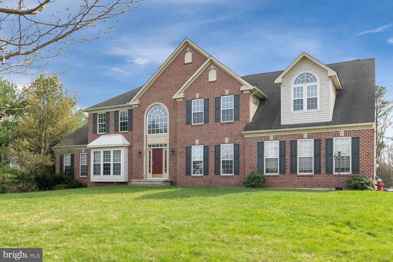Maison unifamiliale pour l Vente à 25 JEFFERSON Court Jackson, New Jersey 08527 États-Unis