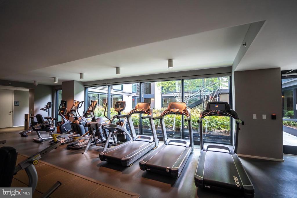 On-site gym - 920 I ST NW #609, WASHINGTON