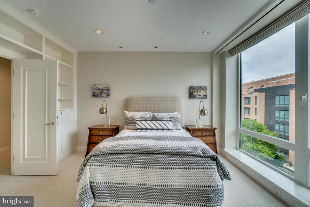 Third Bedroom - 3150 SOUTH ST NW #PH1D, WASHINGTON