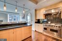 Plenty of Counter Space - 3150 SOUTH ST NW #PH1D, WASHINGTON