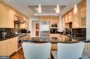 Large Gourmet Kitchen - 3150 SOUTH ST NW #PH1D, WASHINGTON