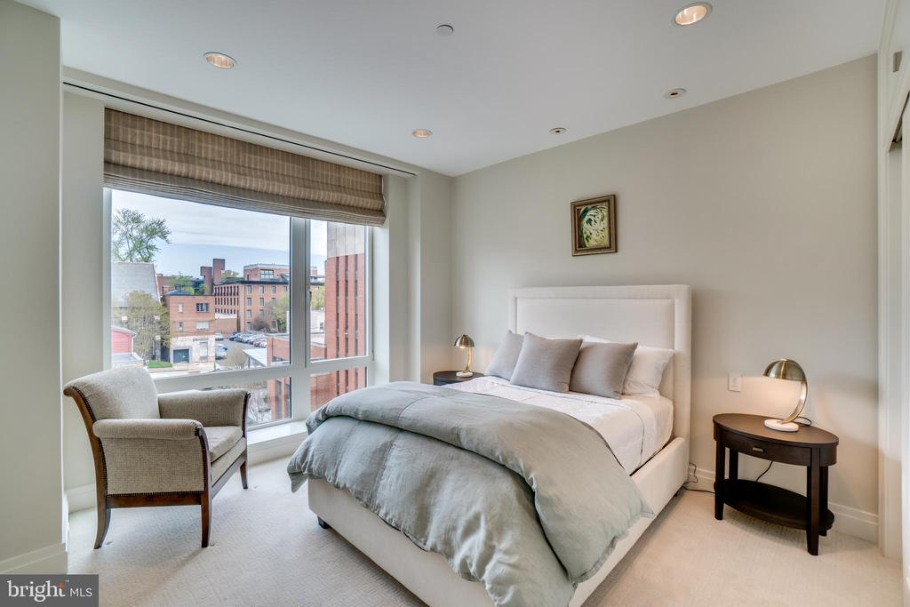 Fourth Bedroom - 3150 SOUTH ST NW #PH1D, WASHINGTON