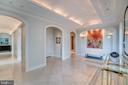 Entry Foyer - 3150 SOUTH ST NW #PH1D, WASHINGTON