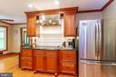 Incredible cabinets-looks like expensive furniture - 11905 CHAPEL RD, CLIFTON