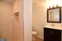 Lower-Level Bath - 2446 N JEFFERSON ST, ARLINGTON