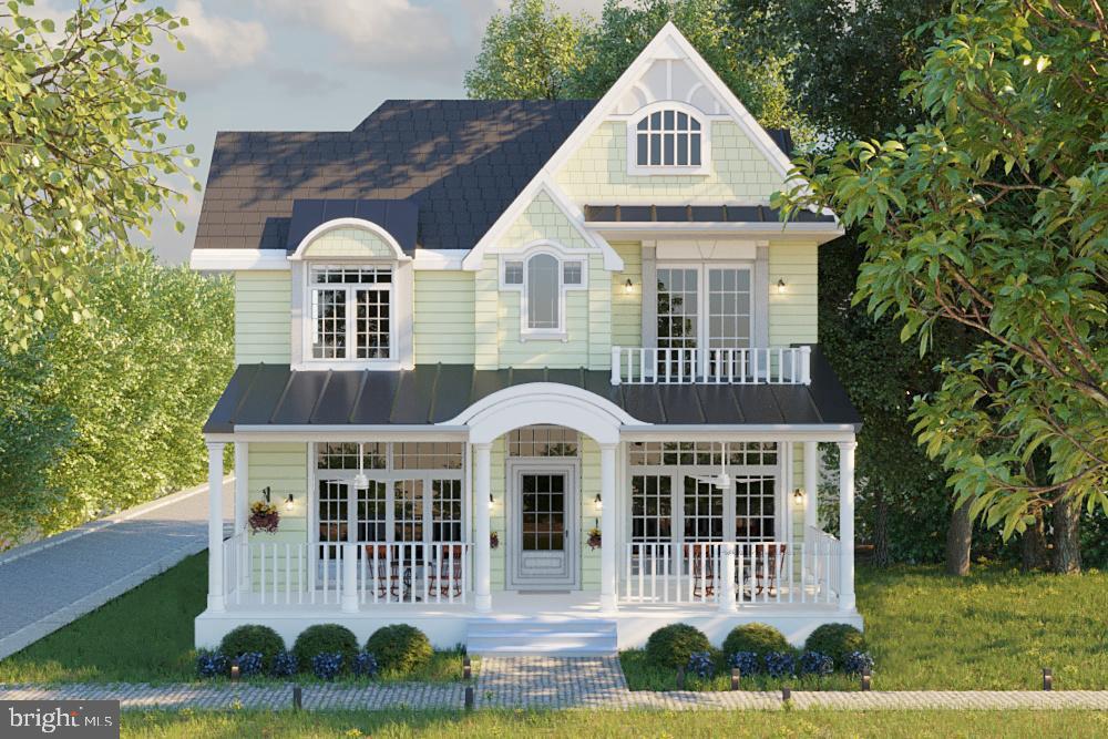 Single Family Homes 为 销售 在 里霍博斯海滩, 特拉华州 19971 美国
