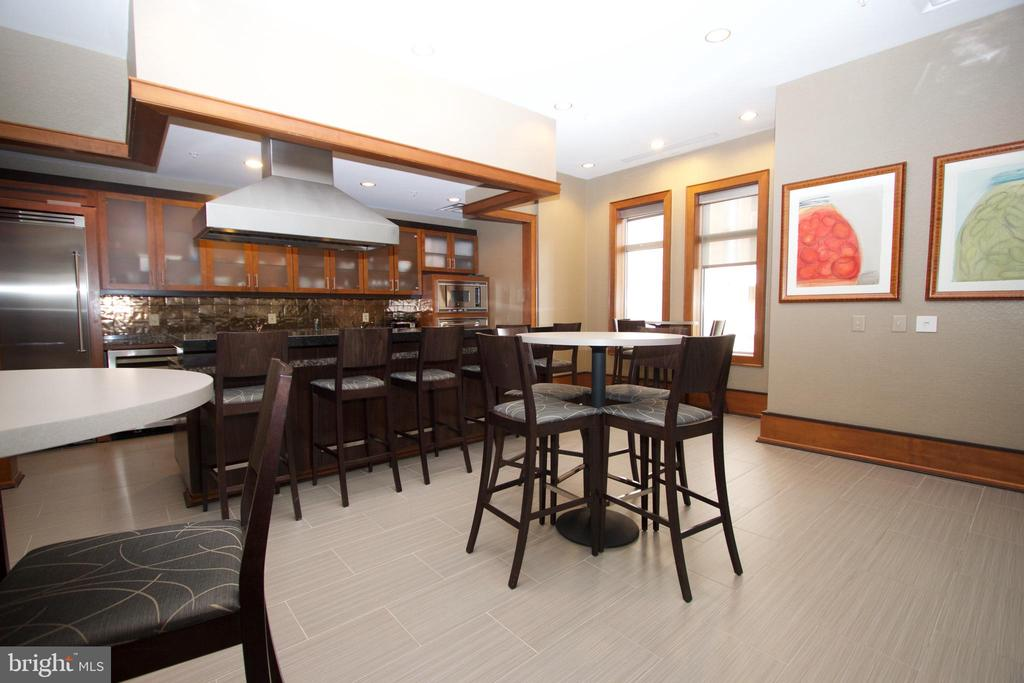 Commercial kitchen for parties/entertaining - 11990 MARKET ST #1403, RESTON