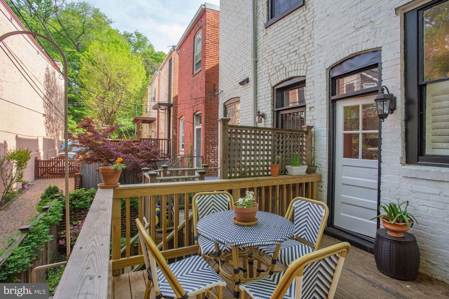 Single Family for Sale at 1932 35th St NW 1932 35th St NW Washington, District Of Columbia 20007 United States