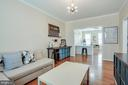 Dining room being used as play area - 51 FOUNTAIN DR, STAFFORD