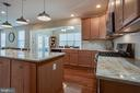 Beautiful cabinetry, C grade granite throughout - 51 FOUNTAIN DR, STAFFORD
