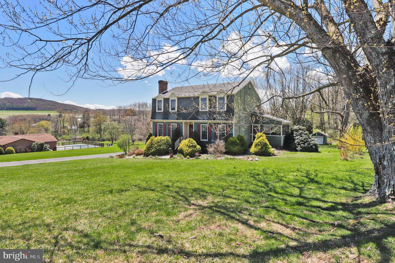 Single Family Homes için Satış at Accident, Maryland 21520 Amerika Birleşik Devletleri