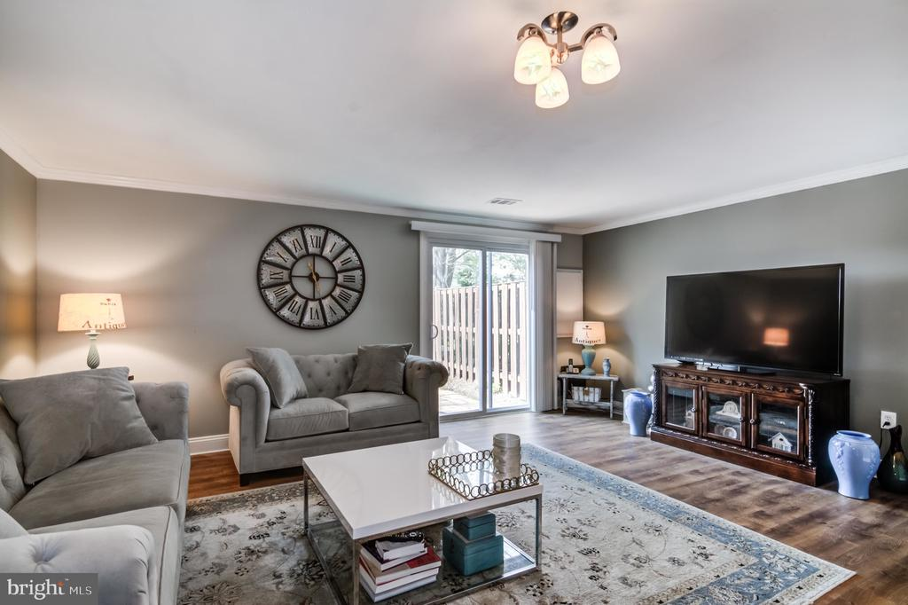 Family Room - 14522 BLACK HORSE CT, CENTREVILLE